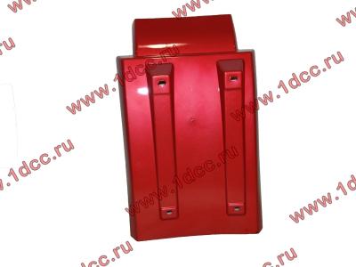 Брызговик передней оси левый H3 красный HOWO (ХОВО) WG1642230103 фото 1 Брянск