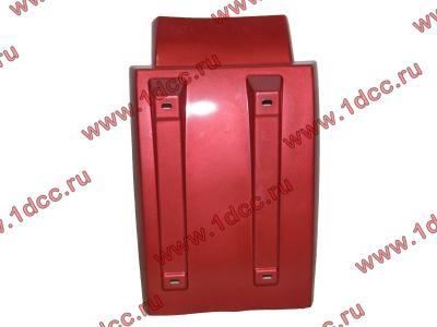 Брызговик передней оси правый H3 красный HOWO (ХОВО) WG1642230104 фото 1 Брянск