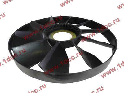 Вентилятор радиатора на гидромуфту d-640 H HOWO (ХОВО) VG2600060446 фото 1 Брянск