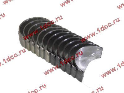 Вкладыши шатунные стандарт +0.00 (12шт) H2/H3 HOWO (ХОВО) VG1560030034/33 фото 1 Брянск