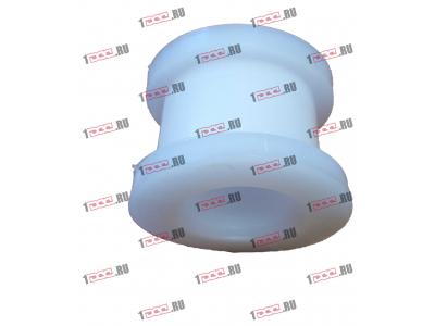 Втулка фторопластовая (передняя, кабина AZ1642430263) H2/H3 HOWO (ХОВО) AZ1642430261 фото 1 Брянск