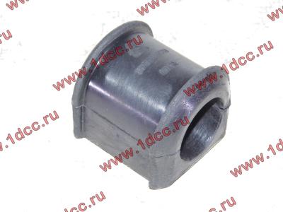 Втулка резиновая для переднего стабилизатора (к балке моста) H2/H3 HOWO (ХОВО) 199100680068 фото 1 Брянск