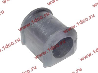 Втулка резиновая для заднего стабилизатора H2/H3 HOWO (ХОВО) 199100680067 фото 1 Брянск