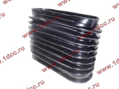 Гофра резиновая для отсекателя за кабиной H2/H3 HOWO (ХОВО) WG9725190008 фото 1 Брянск