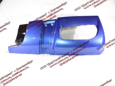 Обтекатель кабины FN синий правый (1B24953104069) FOTON (ФОТОН) 1B24953104029 blue для самосвала фото 1 Брянск