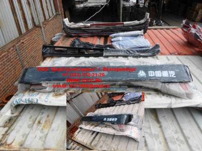 Козырек солнцезащитный высокой кабины (тягач) H HOWO (ХОВО) WG1644870002 фото 1 Брянск