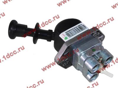 Кран стояночного тормоза в кабину H HOWO (ХОВО) WG9000360165 фото 1 Брянск