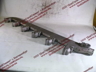 Коллектор системы охлаждения, двигатель WD615 H2 HOWO (ХОВО) VG1500040102 фото 1 Брянск