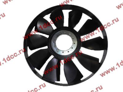 Вентилятор радиатора на гидромуфту d-590 H HOWO (ХОВО) VG1500060047 фото 1 Брянск