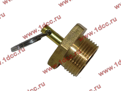 Клапан перепускной ресивера (сброса конденсата) M22х1,5 H HOWO (ХОВО) WG9000360115 фото 1 Брянск
