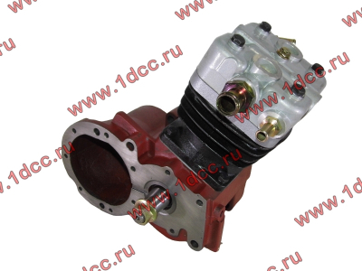 Компрессор пневмотормозов 1 цилиндровый H HOWO (ХОВО) AZ1560130070 фото 1 Брянск
