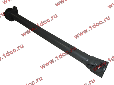 Вал карданный основной с подвесным L-1710, d-180, 4 отв. H2/H3 HOWO (ХОВО) AZ9112311710 фото 1 Брянск