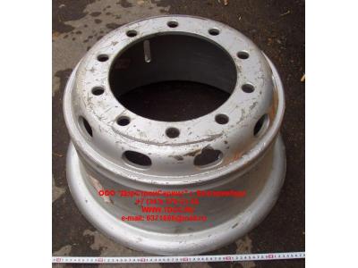 Диск колесный R20х8,5 10 отв. H2/H3/SH HOWO (ХОВО) WG9112610062 фото 1 Брянск
