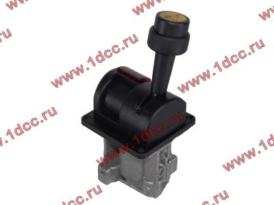 Кран управления подъемом кузова в кабине (3 вывода HYVA) H/F HOWO (ХОВО) 14750667H фото 1 Брянск