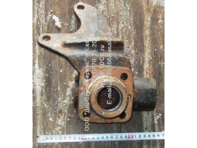 Кронштейн передней тормозной камеры правый H HOWO (ХОВО) AZ9100410036 фото 1 Брянск