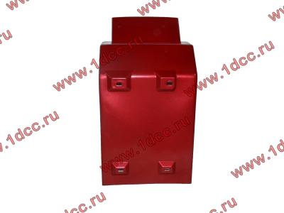 Брызговик передней оси правый H2 красный HOWO (ХОВО) WG1642230004 фото 1 Брянск