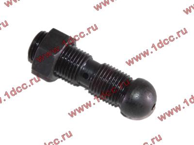 Болт регулировочный клапана с гайкой H2/H3 HOWO (ХОВО) VG14050010 фото 1 Брянск