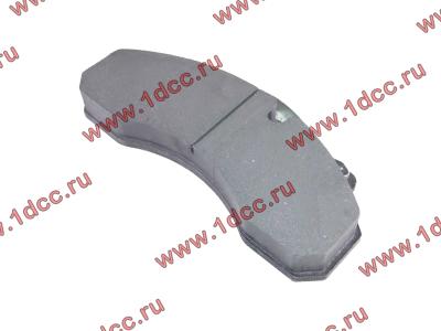 Колодка тормозная H A7 дисковые тормоза HOWO A7 WG9100443050 фото 1 Брянск