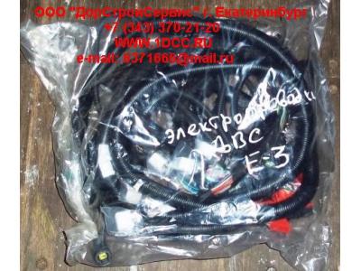 Жгут электропроводки двигателя H3 HOWO (ХОВО)  фото 1 Брянск