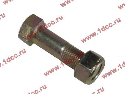 Болт M12х40 карданный с гайкой H2/H3 HOWO (ХОВО)  фото 1 Брянск