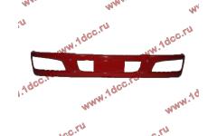 Бампер F красный пластиковый для самосвалов фото Брянск