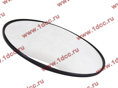 Зеркало сферическое (круглое) H2/H3 HOWO (ХОВО) WG1642770004 фото 1 Брянск