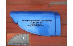Обтекатель кабины левый HANIA синий фото Брянск