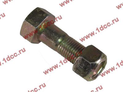 Болт M14х45 карданный с гайкой H2/H3 HOWO (ХОВО) Q151C1445 фото 1 Брянск