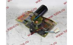 Моторчик стеклоочистителя с кронштейном F