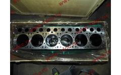 Блок цилиндров двигатель WD615 CDM фото Брянск