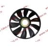 Вентилятор радиатора на гидромуфту d-640 H HOWO (ХОВО) VG2600060446 фото 2 Брянск