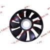 Вентилятор радиатора на гидромуфту d-590 H HOWO (ХОВО) VG1500060047 фото 2 Брянск