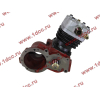 Компрессор пневмотормозов 1 цилиндровый H HOWO (ХОВО) AZ1560130070 фото 2 Брянск