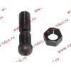 Болт регулировочный клапана с гайкой H2/H3 HOWO (ХОВО) VG14050010 фото 2 Брянск