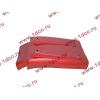 Брызговик передней оси правый H3 красный HOWO (ХОВО) WG1642230104 фото 3 Брянск