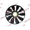 Вентилятор радиатора на гидромуфту d-640 H HOWO (ХОВО) VG2600060446 фото 3 Брянск
