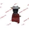 Компрессор пневмотормозов 1 цилиндровый H HOWO (ХОВО) AZ1560130070 фото 3 Брянск