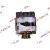 Генератор 28V/55A WD615 (JFZ255-024) H3 HOWO (ХОВО) VG1560090012 фото 3 Брянск
