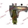 Болт крепления переднего стабилизатора с гайкой H2/H3 HOWO (ХОВО) 199100680069 фото 3 Брянск