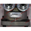 Кран главный тормозной H3 (WABCO) HOWO (ХОВО) WG9000360520/1 фото 3 Брянск