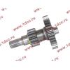 Вал промежуточный длинный с шестерней делителя КПП Fuller RT-11509 КПП (Коробки переключения передач) 18222+18870 (A-5119) фото 4 Брянск