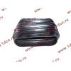 Гофра резиновая для отсекателя за кабиной H2/H3 HOWO (ХОВО) WG9725190008 фото 4 Брянск