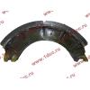 Колодка тормозная задняя с накладками H2/H3 HOWO (ХОВО) WG199000340061 фото 4 Брянск