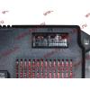 Блок управления правый (реле и предохранителей) H3 HOWO (ХОВО) WG9719581023 фото 9 Брянск